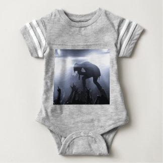 Scream it out! baby bodysuit