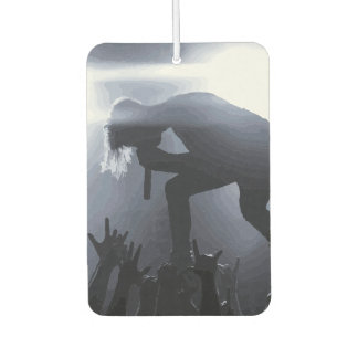 Scream it out! car air freshener