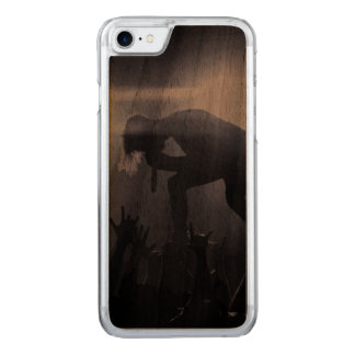 Scream it out! carved iPhone 8/7 case