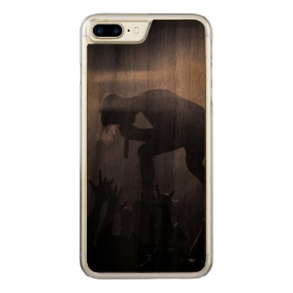 Scream it out! carved iPhone 8 plus/7 plus case