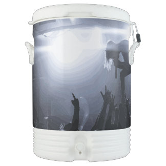 Scream it out! drinks cooler
