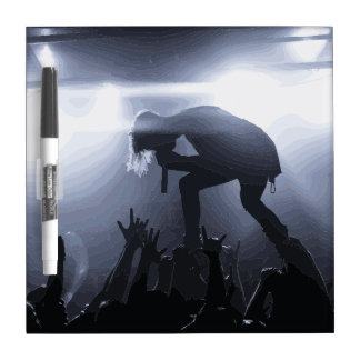 Scream it out! dry erase board
