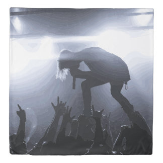 Scream it out! duvet cover