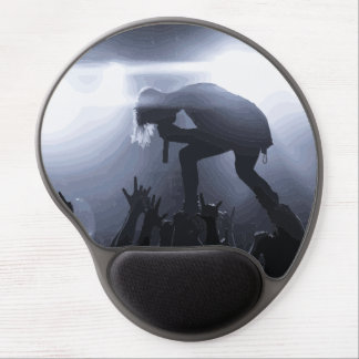 Scream it out! gel mouse pad