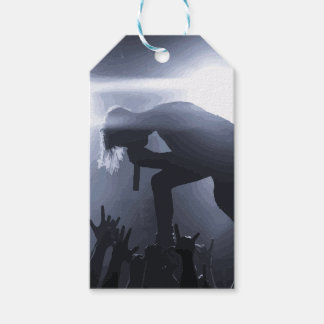 Scream it out! gift tags