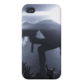 Scream it out! iPhone 4/4S cases