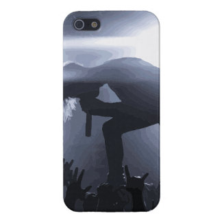 Scream it out! iPhone 5/5S cover