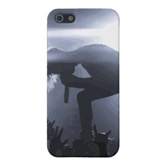 Scream it out! iPhone 5/5S covers