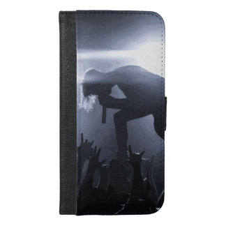 Scream it out! iPhone 6/6s plus wallet case