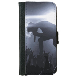 Scream it out! iPhone 6 wallet case