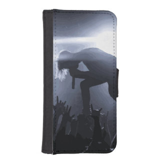 Scream it out! iPhone SE/5/5s wallet case