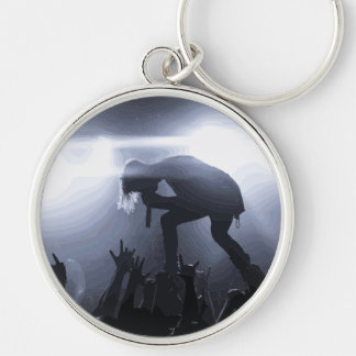 Scream it out! keychain
