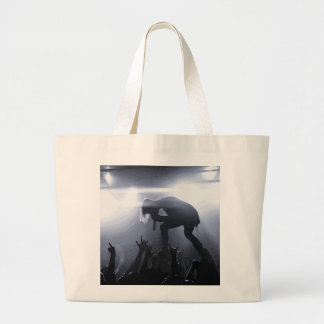 Scream it out! large tote bag