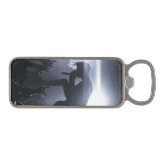 Scream it out! magnetic bottle opener