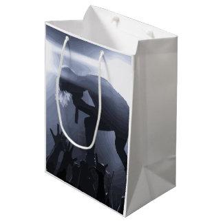 Scream it out! medium gift bag