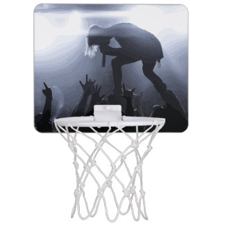 Scream it out! mini basketball hoop