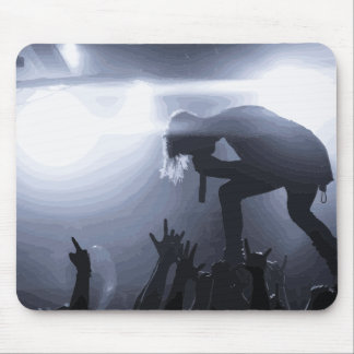 Scream it out! mouse pad
