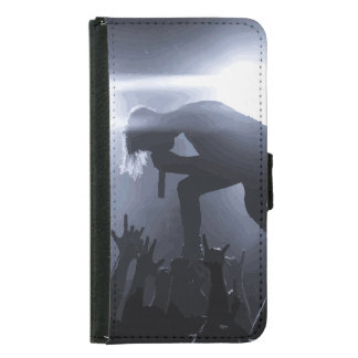 Scream it out! samsung galaxy s5 wallet case
