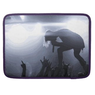 Scream it out! sleeve for MacBook pro