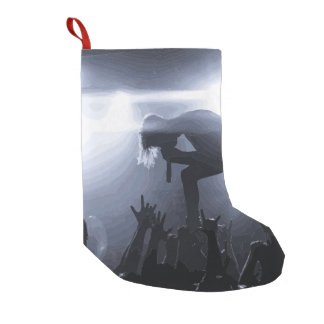 Scream it out! small christmas stocking