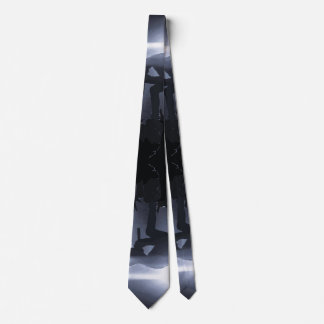 Scream it out! tie