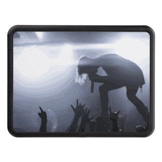 Scream it out! trailer hitch cover