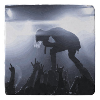 Scream it out! trivet