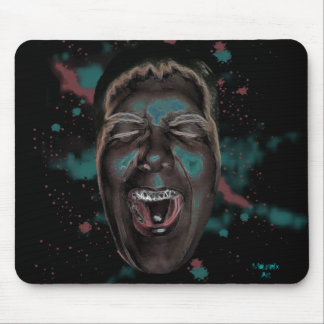 Scream Mousepad