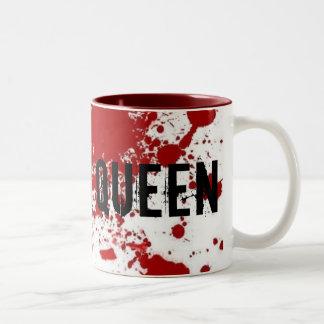 Scream Queen Two-Tone Coffee Mug