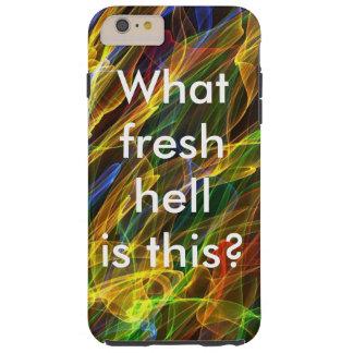 Scream Queens Quote iPhone case