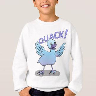 Screaming Duck Doodle Noodle Designs Sweatshirt