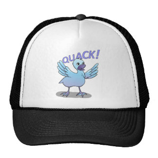 Screaming Duck Doodle Noodle Designs Trucker Hat