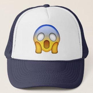 Screaming - Emoji Trucker Hat