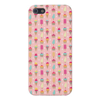 Screaming for Ice Cream Case For The iPhone 5