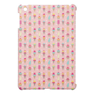 Screaming for Ice Cream Cover For The iPad Mini