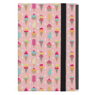 Screaming for Ice Cream iPad Mini Covers
