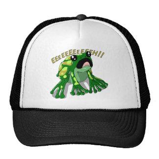 Screaming Frog Doodle Noodle Designs Trucker Hat