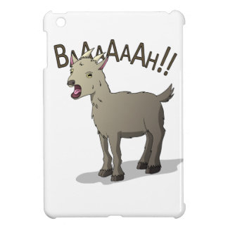 Screaming Goat Doodle Noodle Designs iPad Mini Cover