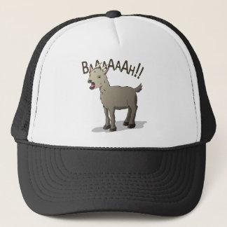 Screaming Goat Doodle Noodle Designs Trucker Hat