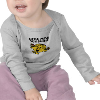 Screaming Little Miss Sunshine T Shirts