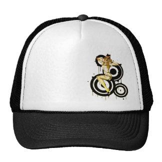 Screaming Pinup Hat