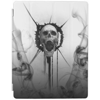 Screaming Skull Eternal Death Scream Ipad cover