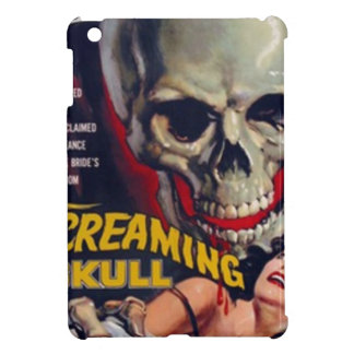 Screaming Skull iPad Mini Cases