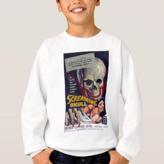 Screaming Skull Sweatshirt