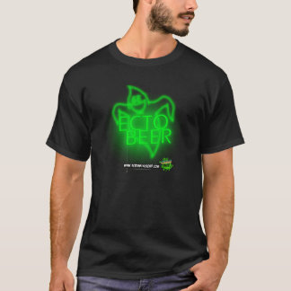 SCREAMING SOUP! Ecto Beer Logo T-Shirt