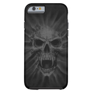Screaming Vampire Skull iPhone 6 case
