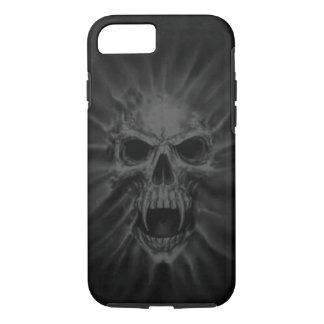 Screaming Vampire Skull iPhone 7 case