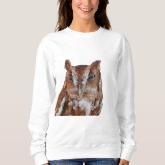 Screeching Owl Sweatshirt