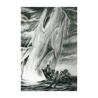 Screen (60,9cm x 40,6cmx 3,8cm) hunting of the canvas print
