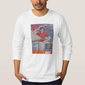 Screenland Movie Magazine 1941 Judy Garland T-Shirt